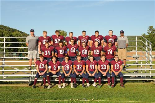 Boys JV Football